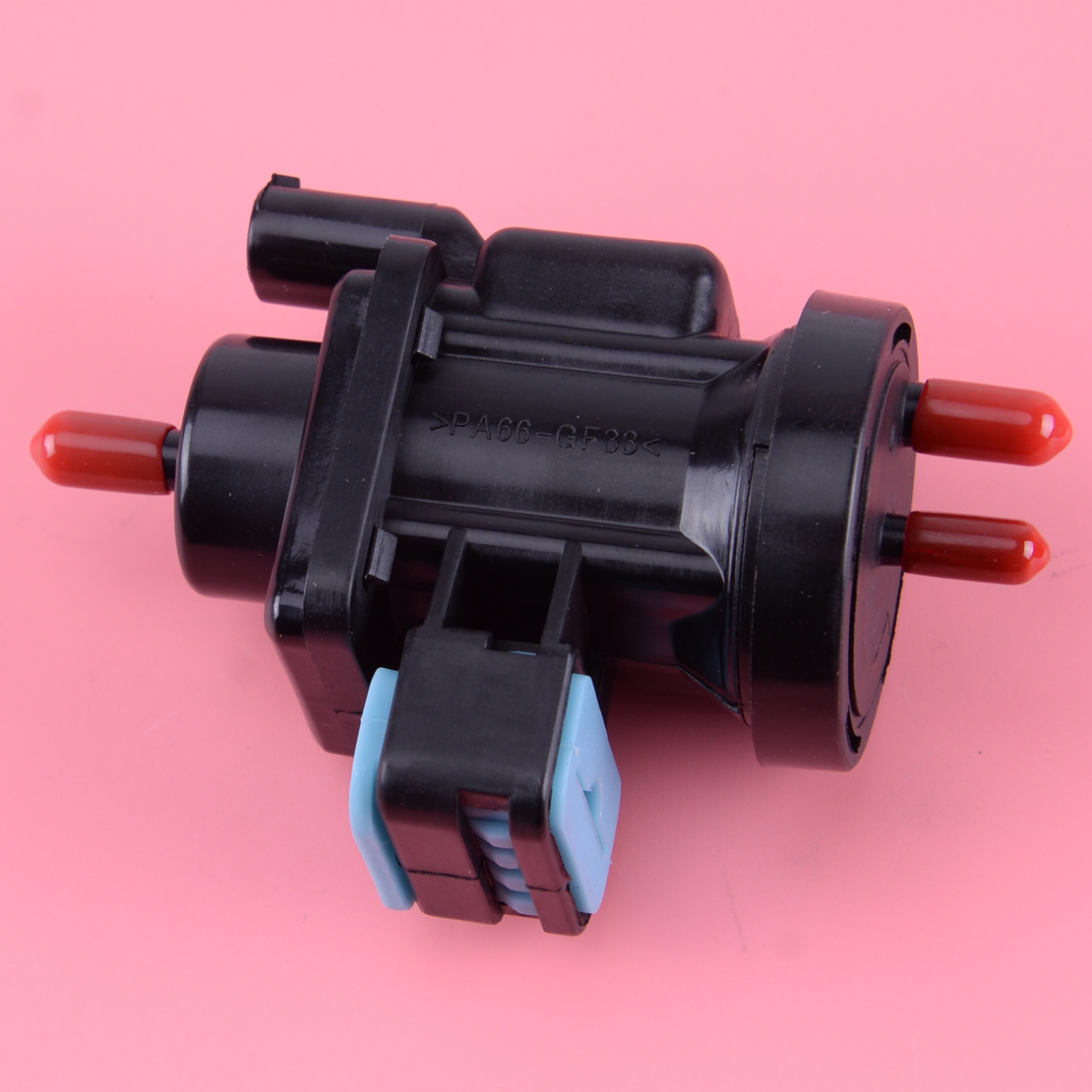 CITALL Inner Accessories 7.2x4.6x10.2cm Vacuum Converter Turbo Boost Valve Pressure Regulator <font><b>0005450527</b></font> Fit For Mercedes-Benz image