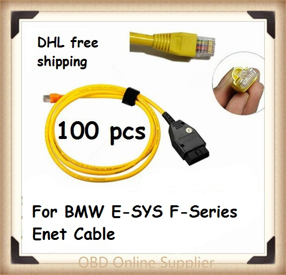 ESYS 3 32 0 V4 10 30 For bmw ENET Ethernet to OBD OBD2 OBDII Interface