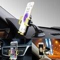 Универсальный Лобовое Стекло Автомобиля dashboard + Air Vent Набор Держатель Мобильного телефона Стенд для IPhone 6 s 6 Плюс 5S SE Для IPhone 7 7 Плюс