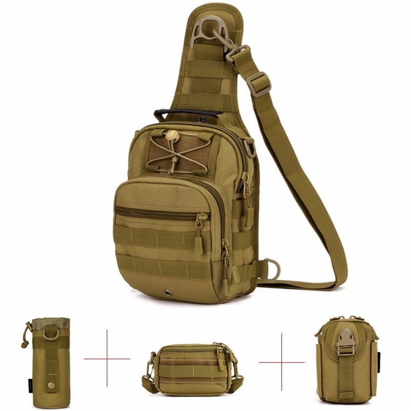 2019 MOLLE System Vice B Pack Mini Vice Pocket Multi function Military Bag High quality Men