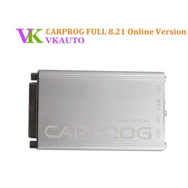 Online Version Carprog Volles 8,21 mit 21 Adapter für Airbag Reset ...