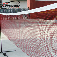CROSSWAY Outdoor Sports Standard Badminton Net Professionelle Training Platz Mesh Volleyball Badminton Tennis Net Ersatz