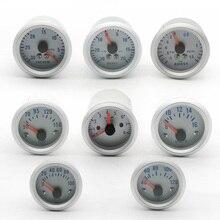 """Дракон манометр """" 52 мм светодиодный автомобильный Boost/Температура воды/Температура масла/давление масла/Тахометр/Вольт/вакуумный манометр метр+ Калибр стручки"""