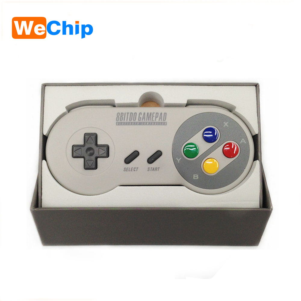 где купить 8Bitdo SF30 Gamepad Wholesale Bluetooth Wireless Gamepad Controller Game joystick for Android Windows Tablet PC Linux Mac OSX по лучшей цене