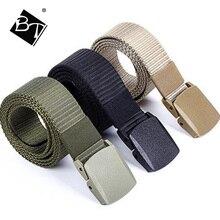 Cuerpo de Marines de Cinturones Tácticos Militar Cinturón de Lona Para  Hombre Tela Plus Tamaño Grande Hombres Jean Cinturón Cein. dae7e81f0cd0