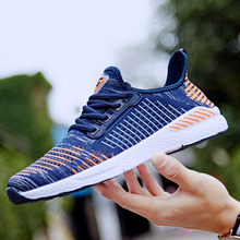 Men's Casual Shoes Brand Trend Fashion Sneakers Lovers Couple
