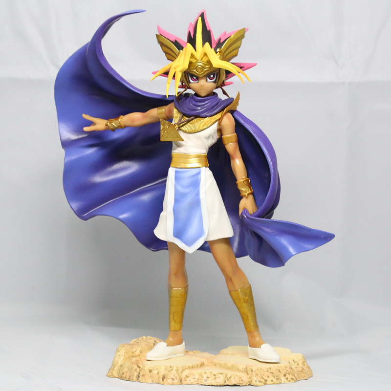 Anime Yu Gi Oh! Duel Monsters Yami Yugi Pharaoh Ver PVC