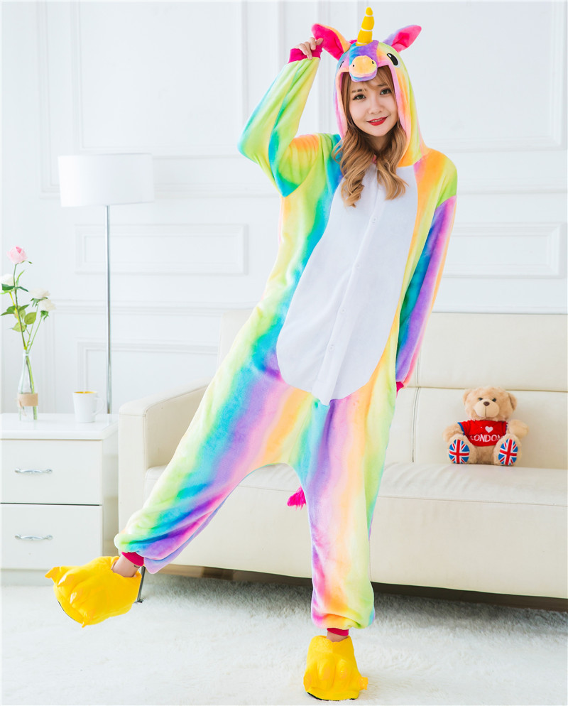 Buy 2017 Animal Adult Unisex Rainbow