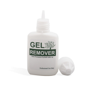 Image 3 - Glue Remover False Eyelash Extension Cleaner Individual Eyelash Extension Adhesive Remover from Korea Eyelashes Remover