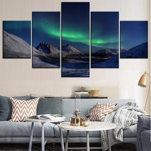 Natural Landscape Decor Painting HD Printed Picture Paintings Canvas Wall Art Home Artwork