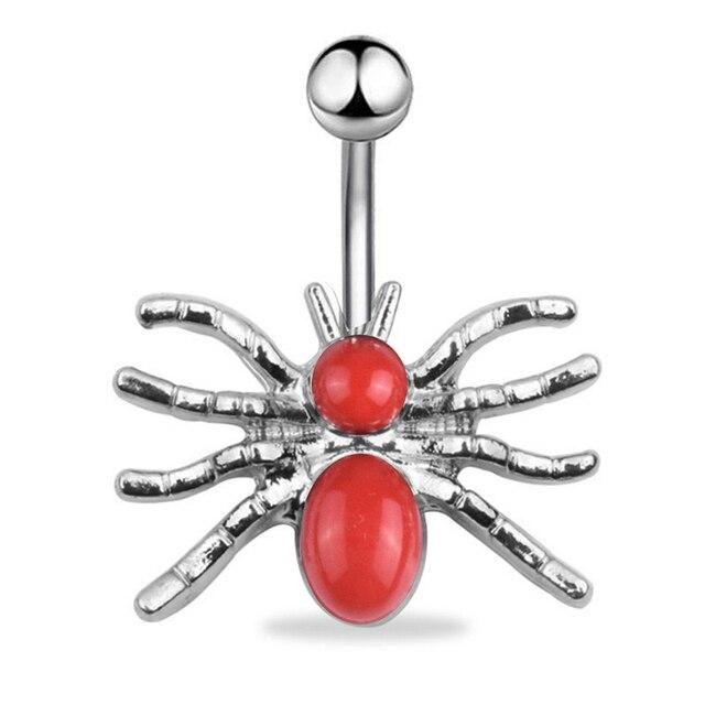 Кольцо для пирсинга пупка женское ювелирное украшение живота