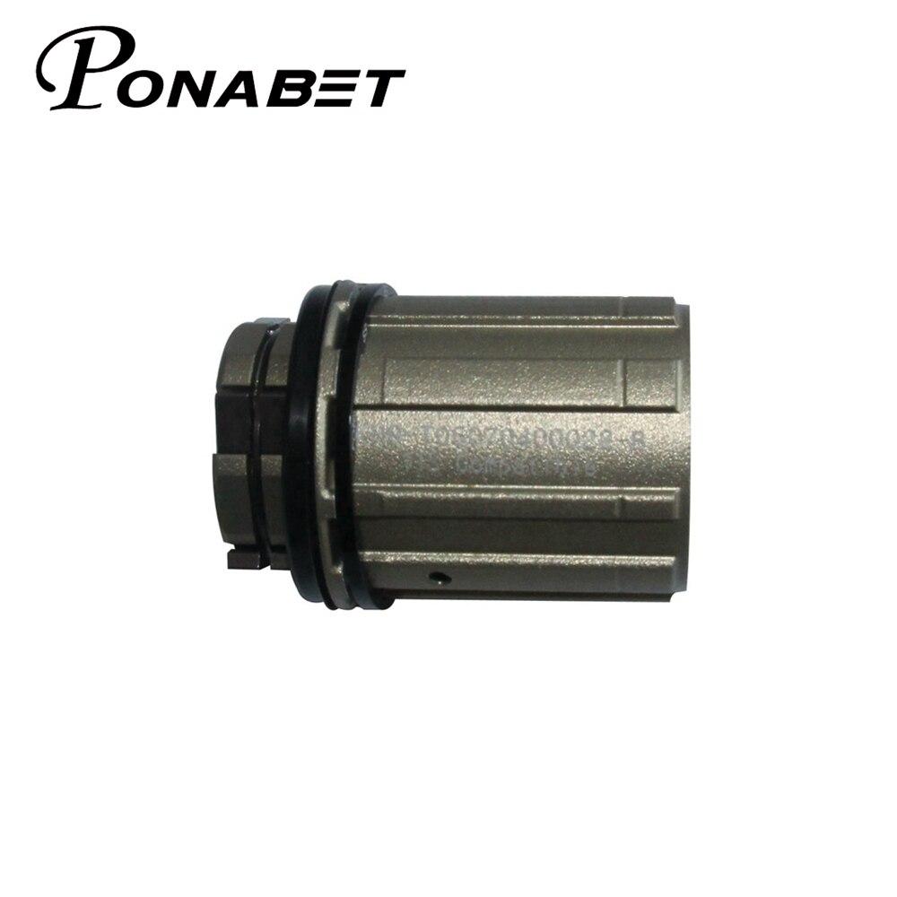 PONABET Replacement shi man0 Novatec F372SB F482SB F582SB D772SB D712SB powerway R13 cassette body freewheel freehub