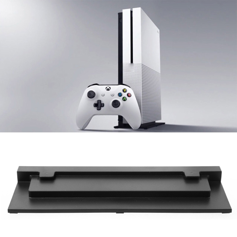2018 New Vertical Host Stand Cooling Base Holder For Xbox One Slim S Video Game Console image