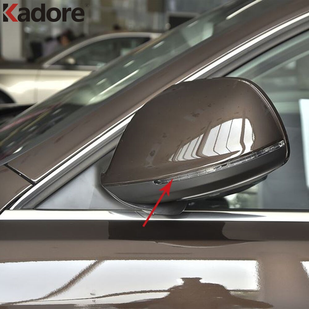 For Q5 Side Door Rearview Mirror Turn Signal Lights Car