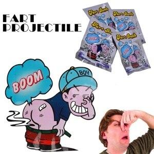 10Pcs/set Funny Fart Bomb Bags Aroma Bombs Smelly Stink Bomb Novelty Gag Toys Practical Jokes Fool Toy Gag Funny Joke Tricky Toy