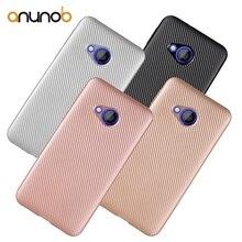 купить Carbon Fiber Soft TPU Phone Case For HTC U Play Alpine 5.2