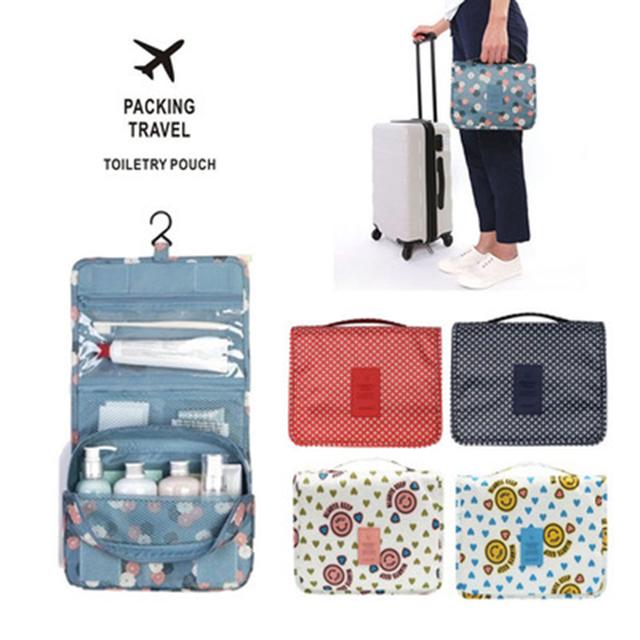 Travel Waterproof Portable Women/ Men Toiletry Bag