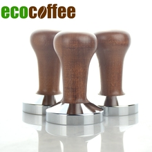 Coffee Tamper Barista Style American Flat