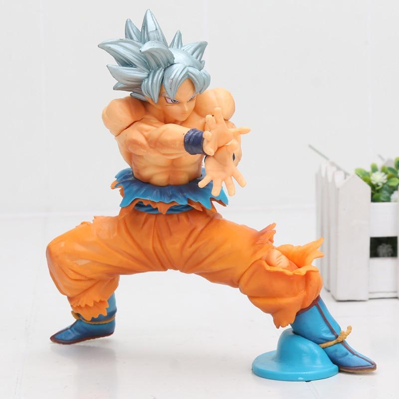 Dragon Ball Z  Action Figure – Super Warriors Special Edition Goku Ultra Instinct | 16-26cm