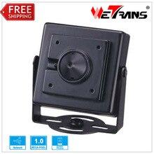 Mini HD Camera IP CMOS Sensor 720P HD 960P Metal Case Onvif POE IP 3.7mm Pinhole Lens Mini CCTV Security Pinhole Camera