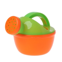 Premium Quality Eco-friendly ABS Watering Pot Bath Toy Baby Toy Beach Play Water Sand Tool Toys