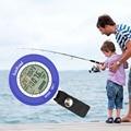 Рыбалка Барометр многофункциональный ЖК-Цифровой Открытый Рыбалка Барометр Альтиметр Термометр Бесплатная доставка