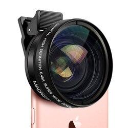 Buffle universal 2 in 1 hd 37mm 0 45x wide angle 12 5x macro lens with.jpg 250x250