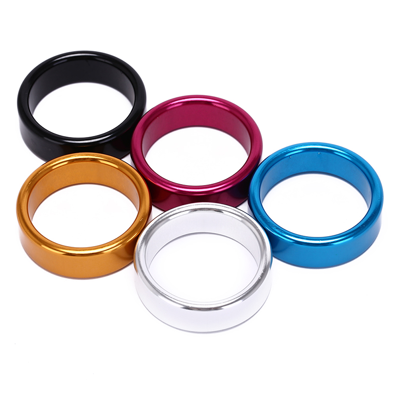 Dia 40mm Metal Penis Ring Aluminum Alloy Delay Cock Ring Cockring Ball Stretcher Adult Sex Toys For Men