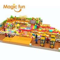 Magicfun качелях развлекательного оборудования детская парк развлечений