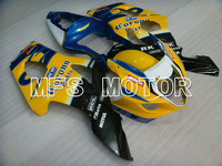 For Suzuki GSX R 1000 K3 2003 2004 ABS Fairing Injection Bodywork Kit Yellow A1 Motorcycle