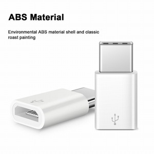 Image 4 - Portefeuille 100PCS USB Type C Adapter USB C to Micro USB Adapter Converter for Nexus 5X Xiaomi Samsung Galaxy S8 Plus Oneplus 5