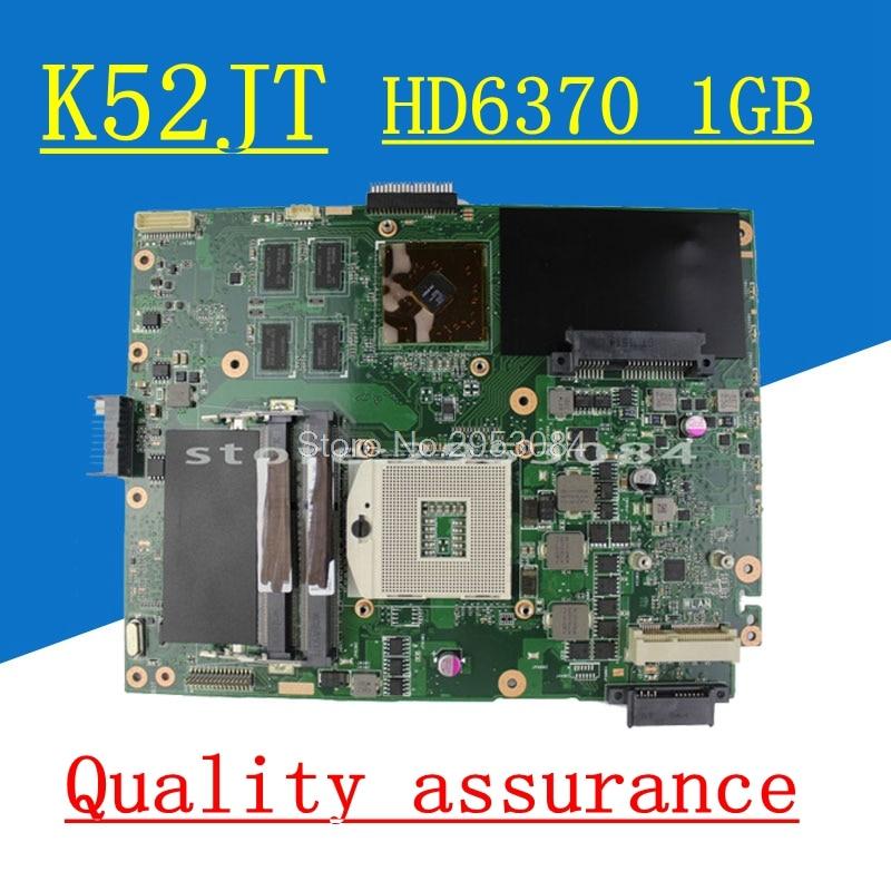 K52JT HD6370 1GB REV 2.3A Mainboard For ASUS K52J A52J X52J K52JK K52JU K52JB K52JT K52JR K52JE K52JC K52JR Laptop motherboard for asus k52 x52j a52j k52j k52jr k52jt k52jb k52ju k52je k52d x52d a52d k52dy k52de k52dr audio usb io board interface board
