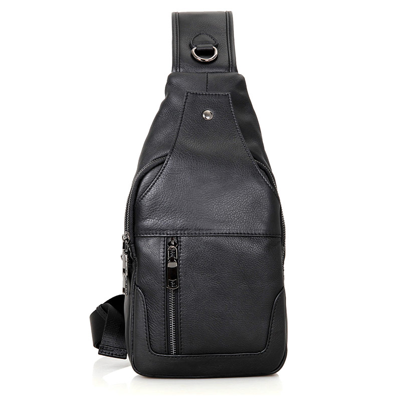 Charming Genuine Leather Brown Real Funny Bag Backpack 4004A
