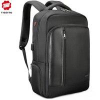 Tigernu 15.6 Anti Theft Backpack Women USB Back Bag School Travel Backpack For Teenagers Rucksack