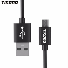 Tikono Android Micro USB Cable Sync Data Charging Cable for Samsung S6 S7 HTC Xi