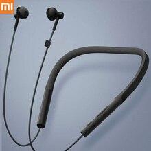 Xiaomi Cổ Bluetooth Tai Nghe Tương Thích Thanh Niên Phiên Bản Cổ Tai Nghe Sạc Nhanh Kéo Dài 7 Tiếng Mi Headphone Không Dây H20