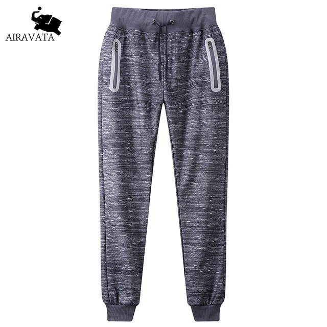 2017 New Arrival Male Streetwear Pants Fashion Men's Sweatpants Spring Light Casual Elastic Fleece Pants US Size Free Shipping