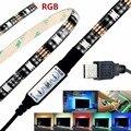 LEDGOO USB Power Highlight Led Strip Usb LED Strip Light TV Backlighting With USB Plug 5V Lighting For Hdtv Lighting