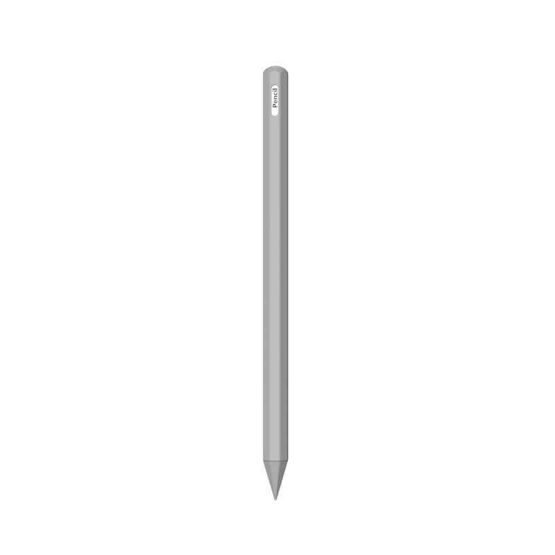 Silicone Trường Hợp đối với Apple Bút Chì 2nd Thế Hệ Bảo Vệ Tay Áo iPencil 2 Grip Da Bìa Chủ cho iPad Pro 11 12.9 inch 2018