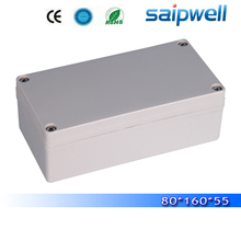 2015 best hot sale IP66 plastic wall mounting enclosure box china 80*160*55mm High quality DS-AG-0816-S