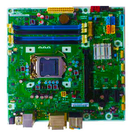 ФОТО High quality Motherboard for 656599 001 623913 chipset H67 IPISB CH2 socket 1155 100% tested perfect