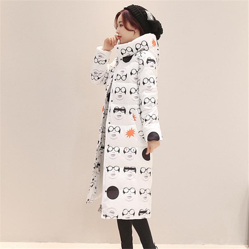 Chaud 1 3 Coton Longues Taille À Coréenne Mode Manteau Veste Capuchon 5 Pardessus 2 Manches Hiver La De Long 3xl 4 Harajuku En Plus Femmes wf8RRyq