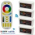 2.4G Mi Light RGBWW Remote Controller RF Touch Screen+ DC 12V 24V Mi Light 2.4G RF RGBWW Controller or Led Strip Bulb Downlight