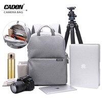 CADeN Multifunction Camera Bags Photo Digital Backpacks Waterproof Fashion School Travel Camera Bag For DSLR Sony