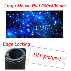 Oem large game mouse pad 900 400 high quality diy picture with edge locking.jpg 250x250