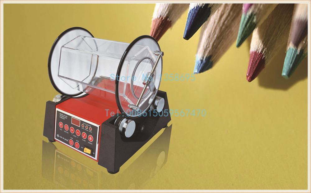 Gobelet rotatif de bijoux kt250, gobelet de polissage d'or, machine de polissage d'anneau, gobelet de brunissage de bijoux, rectifieuse de bijoux
