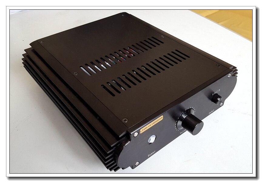 L. PassAM золотое поле эффект транзистор аудио усилитель мощности односторонний класс A 2*25 Вт HiFi усилитель