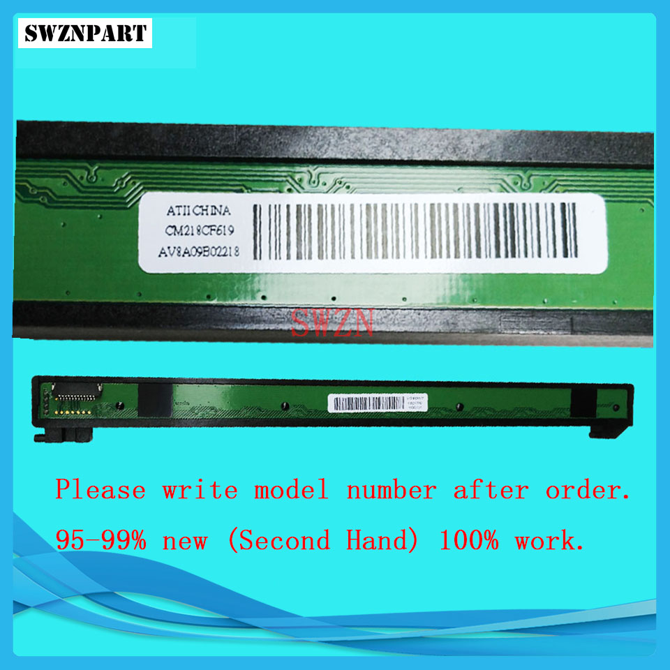Contact Image Sensor CIS scanner unit Scanner Head for Samsung SCX-4300 SCX 4300 0609-001307 Free shipping!! 100% tested jc39 00954a jc39 00358a scanner cable for samsung scx 4300 4200 4100 for xerox 3119 pe114 12 pin 10pcs lot