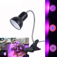 extendable lamps Lamp Holder 360 Degrees Clip lamp e27 base Led Table Desk Lamp Book Lights holder With On off Switch