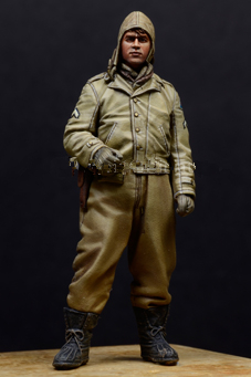 pre order-Resin toys     35114 WW2 US AFV Crew #1   Free shipping resin assembly kits 1 9 200mm police girl 200mm unpainted kit resin model free shipping